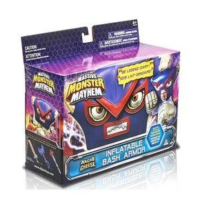 Massive Monster Mayhem Inflatable Helmet and Fists